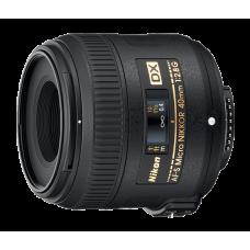 AF-S DX Micro NIKKOR 40mm f/2.8G ED