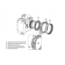 Адаптерное кольцо (62 мм) для AF-3