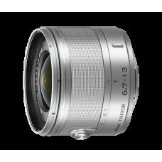 1 NIKKOR VR 6.7-13mm f/3.5-5.6 Серебристый