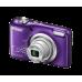 Coolpix A10 фиолетовый с рисунком