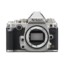 Nikon Df (без объектива) Серебристый