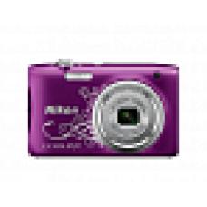 Coolpix A100 фиолетовый с рисунком