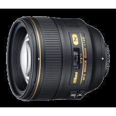 AF-S NIKKOR 85mm f/1.4G