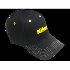 Бейсболка с логотипом Nikon