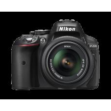 D5300 Kit AF-P DX 18-55mm f/3.5-5.6G VR  Черный
