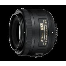AF-S DX Nikkor 35mm  f/1.8G (восстановленная техника)