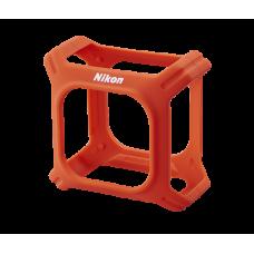 Силиконовый футляр оранжевый CF-AA1