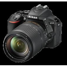 D5500 Kit AF-S DX 18-140mm f/3.5-5.6G ED VR черный