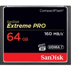 64GB карта памяти Sandisk Extreme PRO CF 160MB/s 1067x