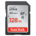 128GB карта памяти Sandisk Ultra SDXC CL10 40MB/s