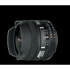 AF NIKKOR-FISHEYE 16mm f/2.8D