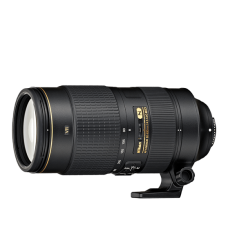 AF-S NIKKOR 80-400mm f/4.5–5.6G ED VR